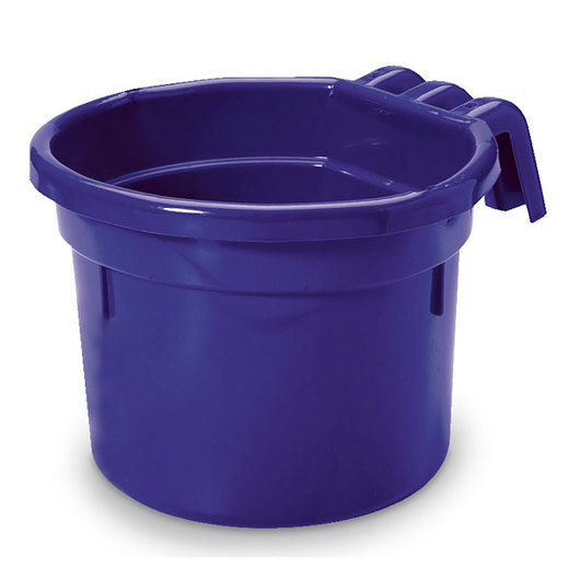 8-qt. Hook-Over Plastic Feeder Pail