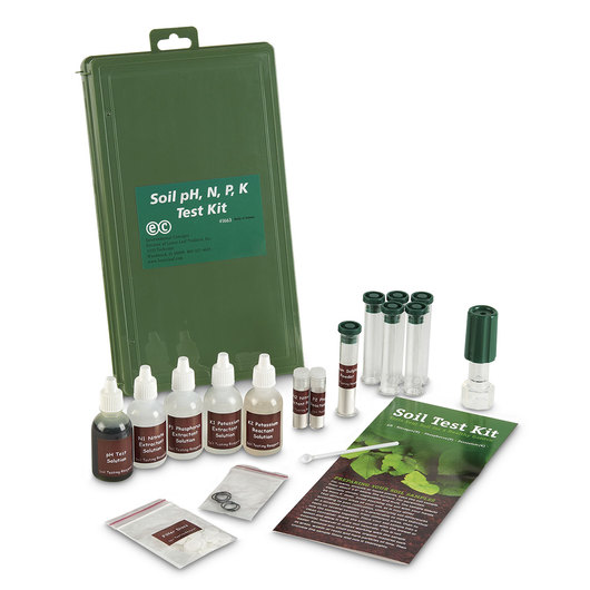Soil Test Kit with 80 Tests