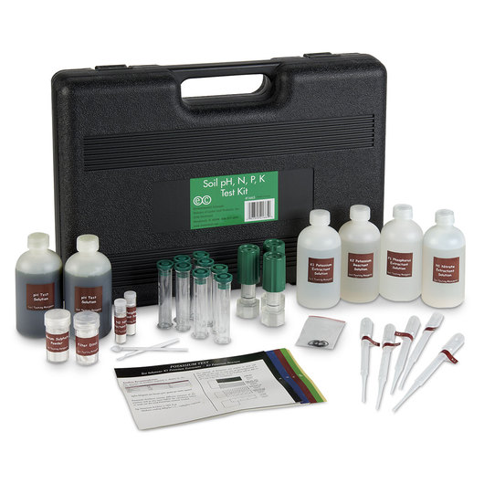 Soil Test Kit with 200 Tests