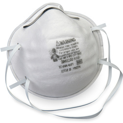 3M 8200 N95 Particle Respirator Face Masks