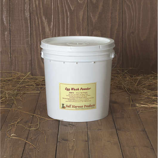 Incredible Egg Wash Powder - 16-lb. Pail