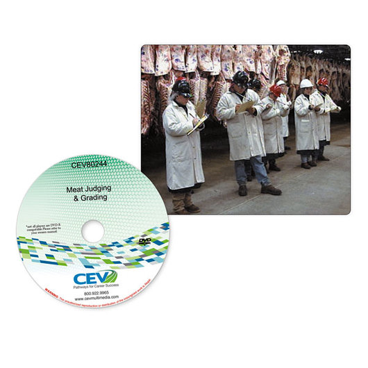 Meat Judging & Grading DVD