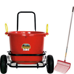 Muck Stall Cleaning Package