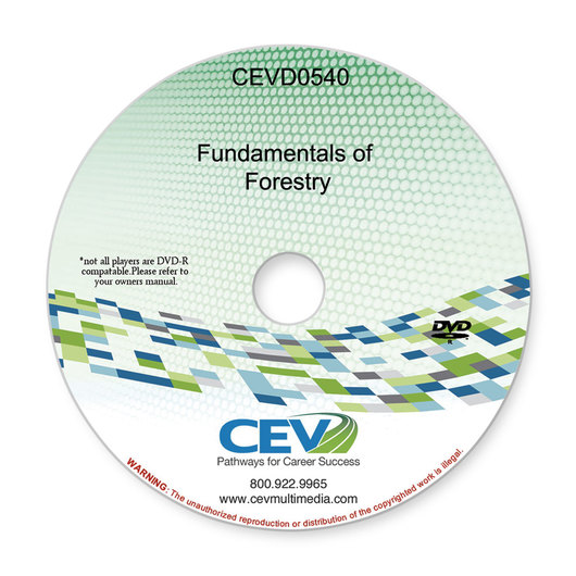 Fundamentals of Forestry - DVD