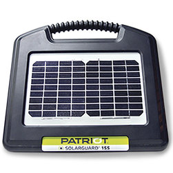 Patriot Solarguard 155 Fence Charger
