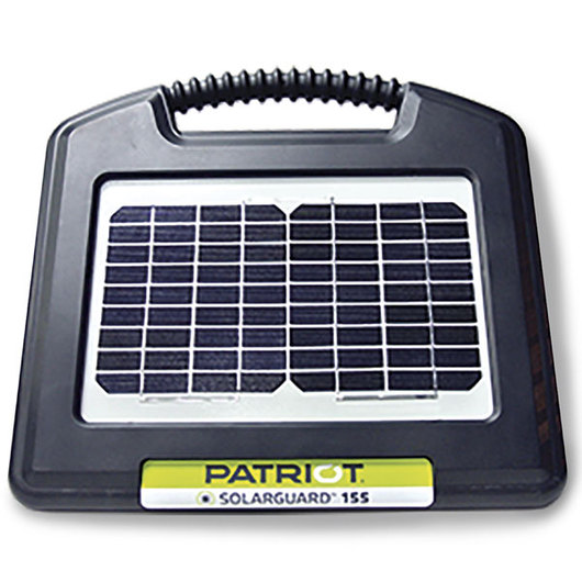 Patriot™ Solarguard 155 Fence Charger