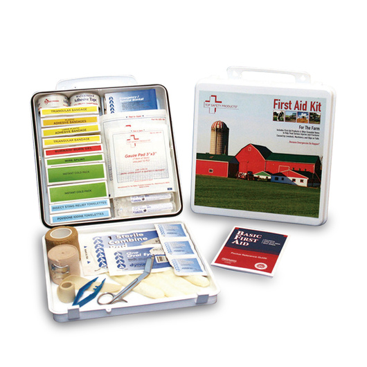 Farm First Aid Kit - Serious Injury
