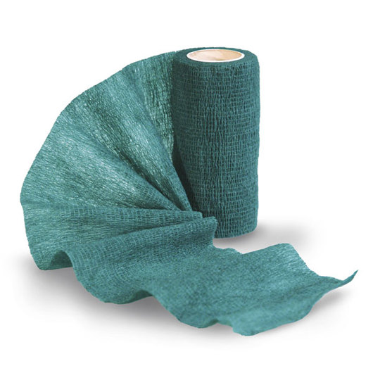 Sureflexx™ Self-Adhesive Bandages - Individual, 4 x 5yds. Roll, Dark Green
