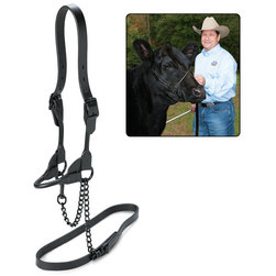 Weaver® Show Halter - Black Magic