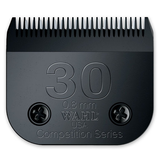 WAHL® Ultimate Black A5-Type Blades - #30