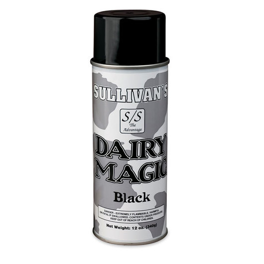 Sullivan Dairy Magic - Black