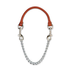 Weaver® Leather and Chain Goat Collar