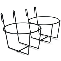 Wire Fence Pail Holder
