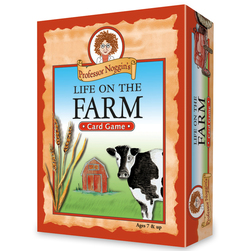 Life on the Farm Card Game