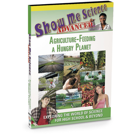 Agriculture - Feeding a Hungry Planet DVD