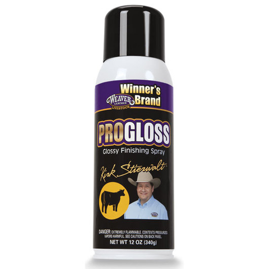 Weaver® ProGloss Finishing Spray