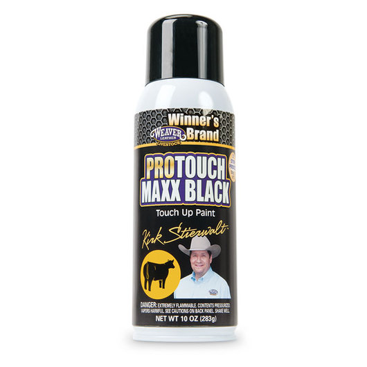 Weaver® MAXX Black ProTouch Touch Up Paint