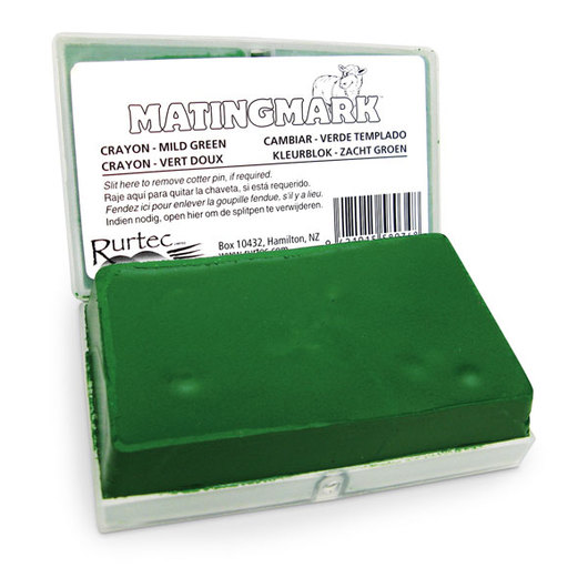 MATINGMARK Mating Crayon by Rurtec - Green, Mild Climate