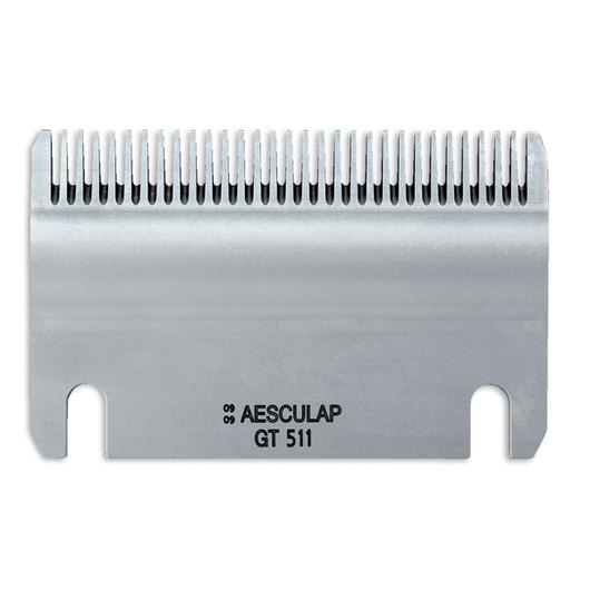 AESCULAP® 31-Tooth Bottom (GT511) Clipper Blade