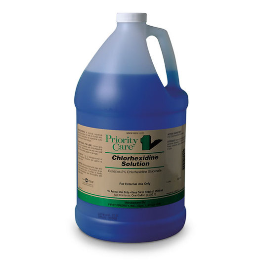 Chlorhexidine Solution - 1-gal. Bottle