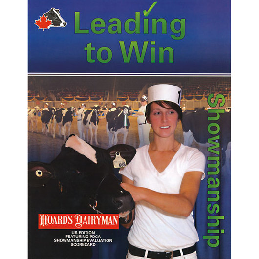Leading to Win - Showmanship Book & DVD Set
