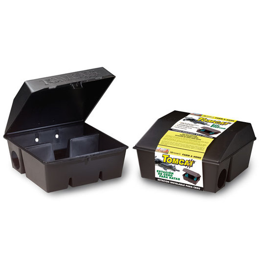 TOMCAT® Rat Bait Station