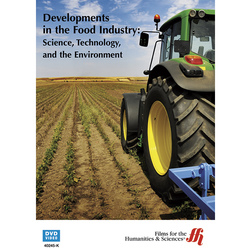 Developments in the Food Industry - Science, Technology, and the Environment