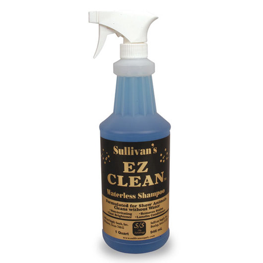 Sullivan EZ Clean Waterless Shampoo