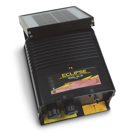Dare Eclipse Series Solar Energizer - 0.1-Joule Output