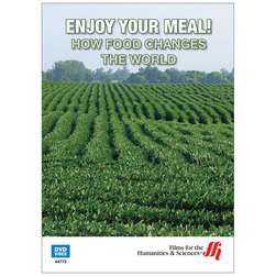 Enjoy Your Meal! How Food Changes the World DVD