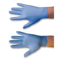 PPE Nitrile Gloves - Medium