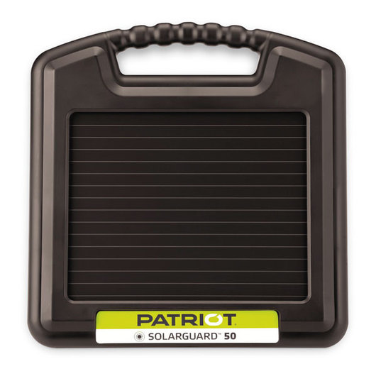 Patriot™ by Tru-Test® SolarGuard 50 Fence Charger