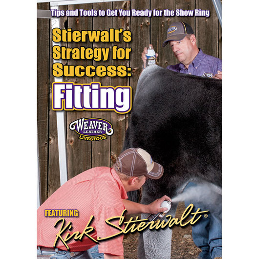 Stierwalt's Strategy for Success: Fitting DVD
