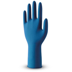 HERO Latex Powder-Free Exam Gloves Box of 50