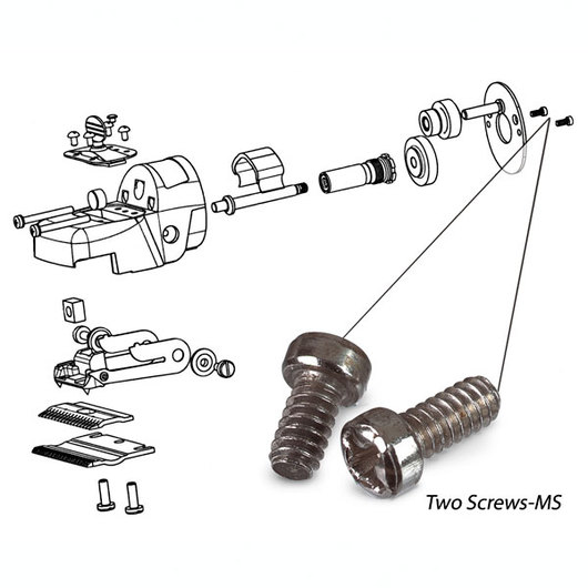 Oster® ClipMaster® Two Screws-MS