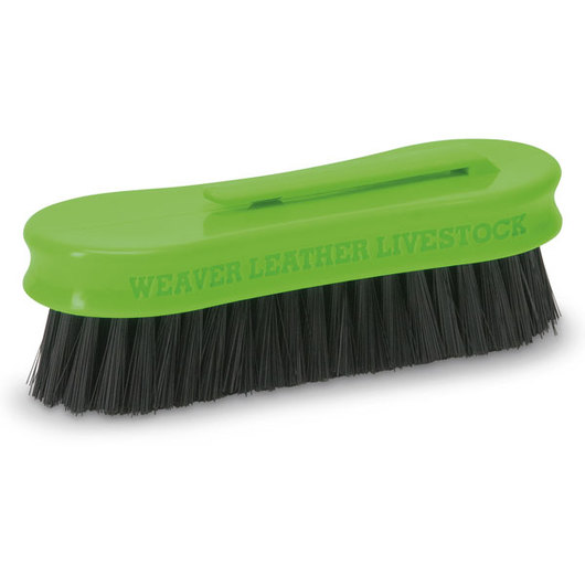 Weaver® Pig Face Brush - Lime Green