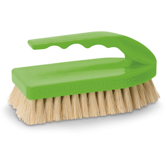 Weaver® Tampico Pig Brushes - Lime Green