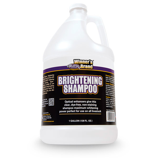 Weaver® Brightening Shampoo - Gallon
