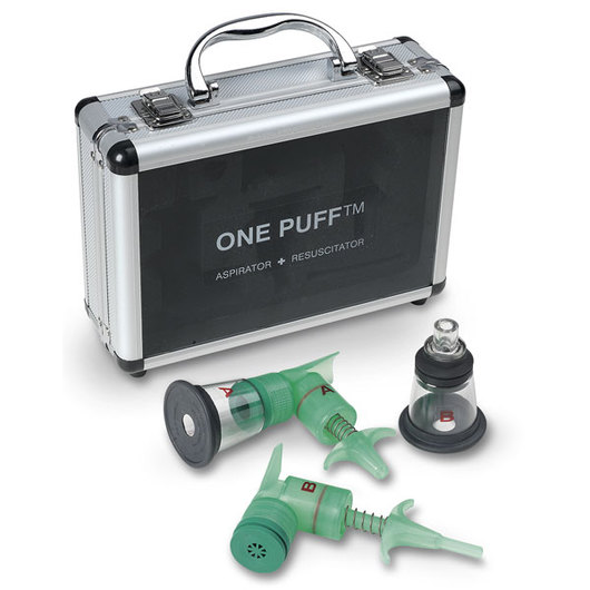 McCulloch Medical™ One Puff™ Puppy & Kitten Aspirator/Respirator