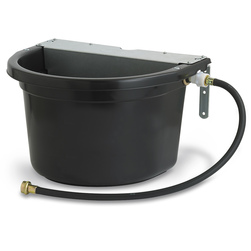 Auto Waterer with Metal Cover