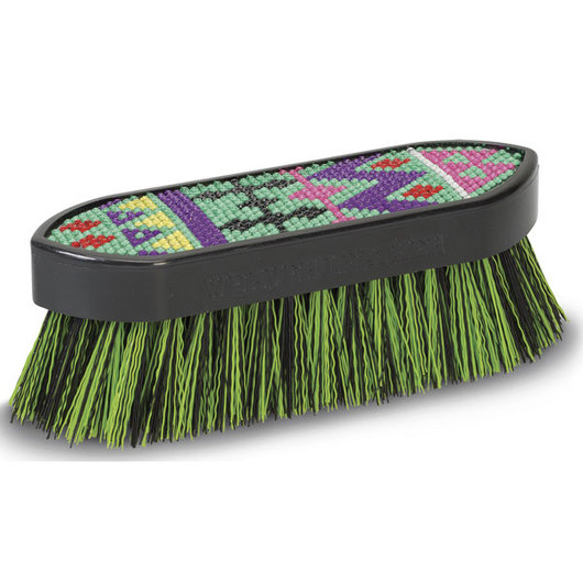 Weaver® Large Bling Brush - Lime Aztec
