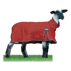 Weaver® ProCool™ Mesh Sheep Blanket - Small (80-120 lbs.), Red