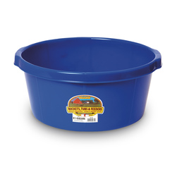 6-1/2-Gallon All-Purpose Utility Tub - Blue