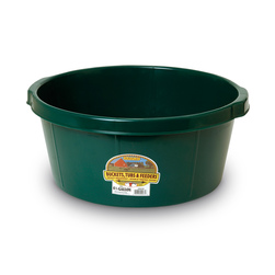 6-1/2-Gallon All-Purpose Utility Tub - Green