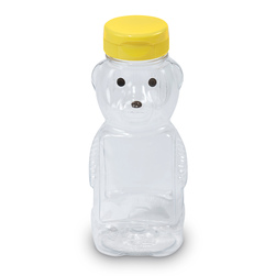 12-oz. Plastic Bear Bottle
