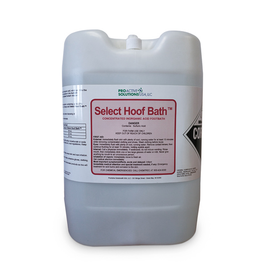Pro Select Foot Bath™ - Five Gallons