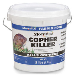 Motomco Gopher Killer