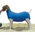 Weaver® Cotton Goat Tube, Blue, Small