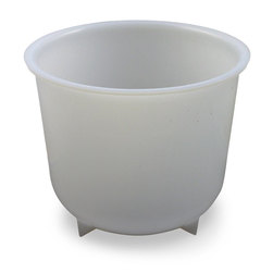 8-Qt. Calf Feeding Pail - 8 in. H x 10 in. Diameter