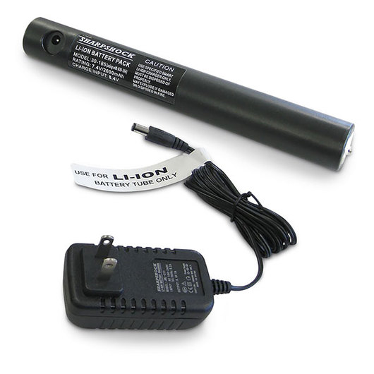 Battery Tube with Wall Charger for SHARPSHOCK Electric Livestock Prods